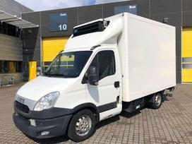 Iveco 35S17 *Carrier*, Рефрижераторы