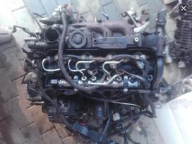 BMW 3 serija dalimis. N47d20c variklis ir viskas aplink jį. raš