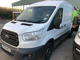 Ford Transit. Dalimis is abglijos transit 350,  2014,  2198 ccm