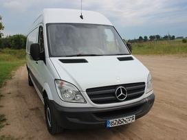 Mercedes-Benz Sprinter, cargo vans