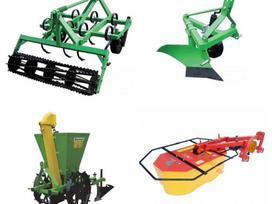 Jar-Met Mini traktorių priedai - padar