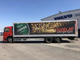 Volvo FM9/260, Фургоны-боксы