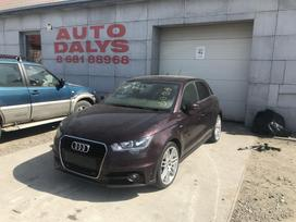 Audi A1. S line variklio raides caxa