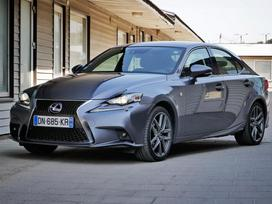 Lexus IS 300h, 2.5 l., sedanas