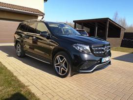 Mercedes-Benz GL55 AMG, 5.5 l., apvidus