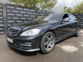Mercedes-benz S550, 5.5 l., sedanas