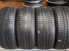 Michelin X-ice x13  apie 7,5mm