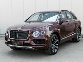 Bentley Bentayga, 4.0 l., Внедорожник