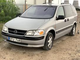 Opel Sintra, 2.2 l., vienatūris