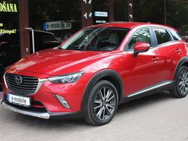 Mazda CX-3, 2.0 l., suv / off-road