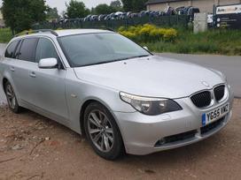 """BMW 5 serija. Uab """"detalynas"""" naudotos automobilių dalys."""