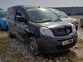 Renault Kangoo dalimis. Placiausias naudotu