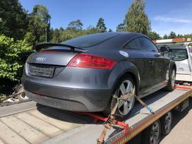 Audi TT dalimis. Audi TT, 2.0i, mehanika, vse