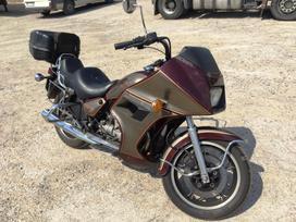 Moto Guzzi California 948cc, Čioperiai /