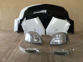 Renault Mascott dangtis (priekinis, galinis),