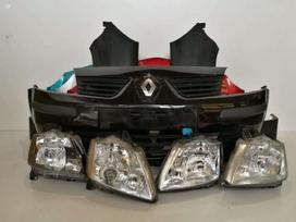 Renault Modus kėbulo dalys