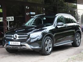 Mercedes-Benz GLC250, 2.1 l., visureigis