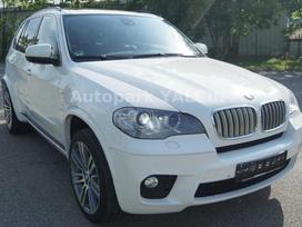 BMW X5. Alpinweiss 3 - 300  4.0d 225kw n57d30b  m paket