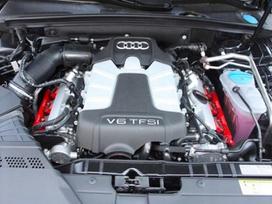 Audi S4. Caka polnij motor s karobkai avtamat