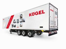 Kögel SVT, priekabų ir puspriekabių nuoma