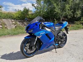 Kawasaki Zx/zx-r (Ninja) 600cc, sportiniai /