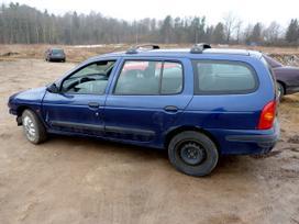 Renault Megane. Megane universalas is