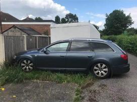 Audi A6 Allroad dalimis. Detales siunčiame y