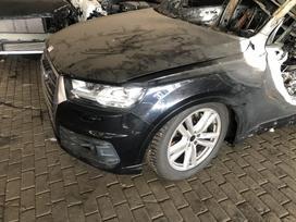 Audi Q7. Komplektinis priekis! full led
