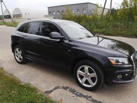 Audi Q5, 3.2 l., suv / off-road