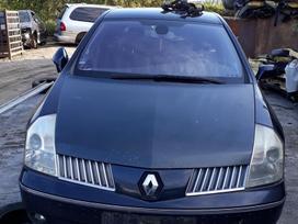 Renault Vel Satis. Dalimis