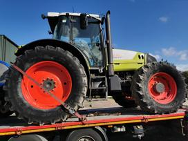 Claas Claas Ares 836, traktoriai