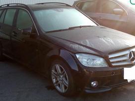 Mercedes-benz C klasė dalimis. Www.