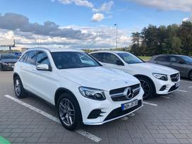 Mercedes-Benz GLC250, 2.2 l., visureigis