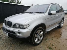 BMW X5. Dynamic xenon