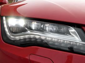 Audi A7 Sportback. Full led europinis pilnas