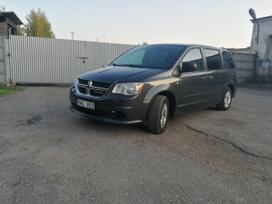 Dodge Grand Caravan, 3.6 l., vienatūris