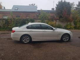 BMW 5 serija rezerves daļās
