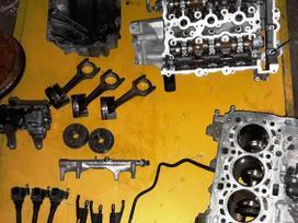 Mini Clubman variklio detalės