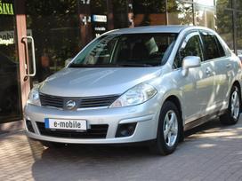 Nissan Tiida, 1.6 l., sedanas