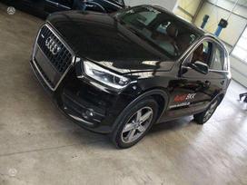 Audi Q3. Pradėtas ardyti audi q3 sline 2015