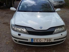 Renault Laguna dalimis. Europa dalimis.