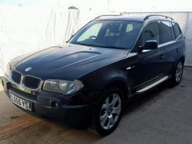 BMW X3 rezerves daļās