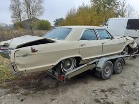 Buick Le Sabre. Be variklio ir vaziuokles