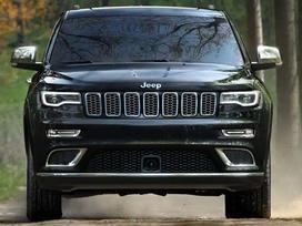 Jeep Grand Cherokee. Naujos originalios