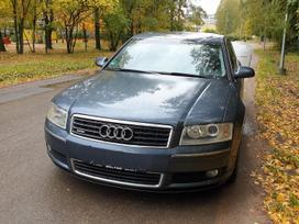 Audi A8 dalimis. 4.0tdi automatas, odinis
