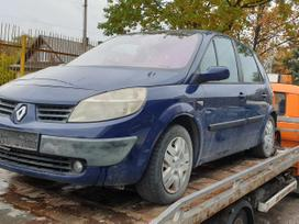 Renault Scenic dalimis. 1.9 88kw.