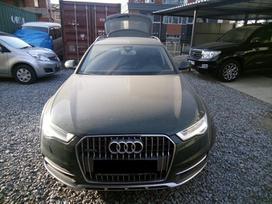 Audi A6 Allroad dalimis