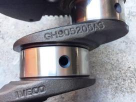 Peugeot Boxer variklio detalės