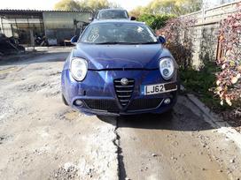 Alfa Romeo Mito. Dėl daliu skambinikite