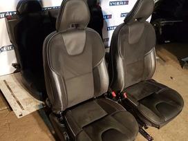 Volvo V40 durų apmušalai, sėdynės